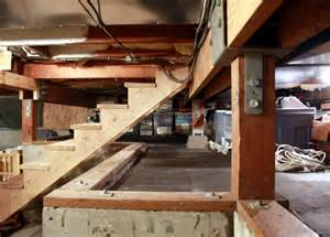 how to turn a crawl space into a basement chezerbey