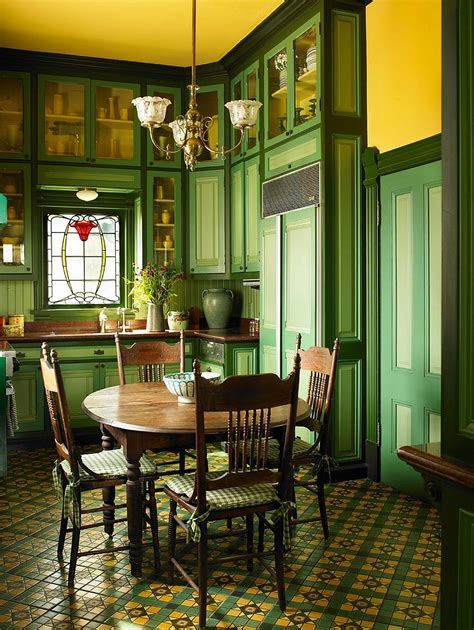 gorgeously refreshing versatile green dining rooms