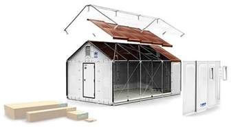 ikea flat pack house for sale ikea launches flat pack modular refugee shelter