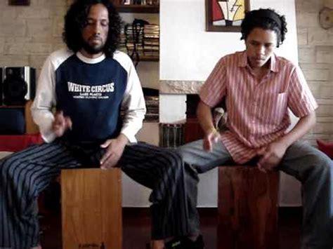 cajon afroperuano festejo alejandro bonilla gerardo amachel youtube