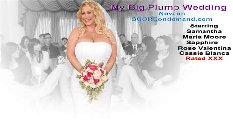 big plump wedding scoreland