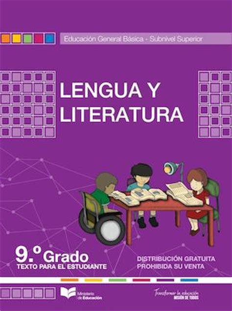 imagenes visuales lengua y literatura calam 233 o lengua y literatura 9