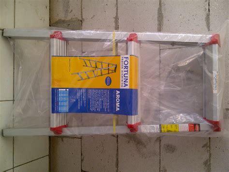 Tangga Aluminium Aroma Ar 04 tangga aluminium fortuna fortuna jaya