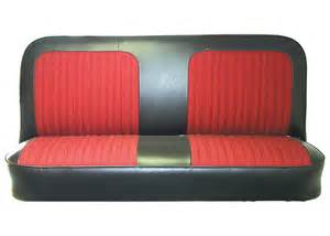 Ford Truck Bench Seats 71 72 Houndstooth Seat Cover Bench Brotherstrucks Com