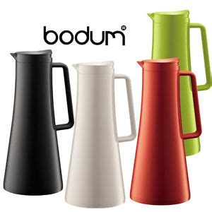 Beaker Stainless Steel 1l As One With Handle Bodum Bistro Thermo Coffee Herbal Tea Insulated Carafe Jug