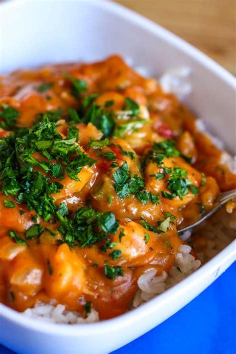 shrimp 201 touff 233 e recipe