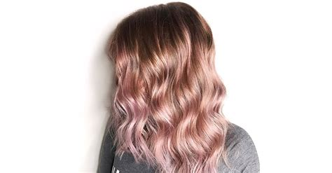 how to color melt hair color melt hair 35 ideas for seamless color melting looks