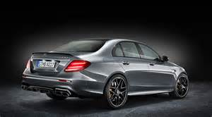 S Mercedes Mercedes Amg E 63 S 4matic Most Powerful E Class