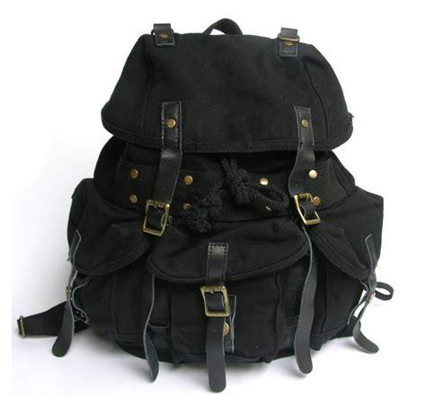 Scout Rucksack Army Green Backpack Tas Ransel rucksack backpack recycled travel pack bagsearth