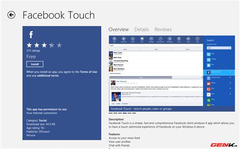 fb touch facebook touch ứng dụng lướt facebook d 224 nh cho t 237 n đồ
