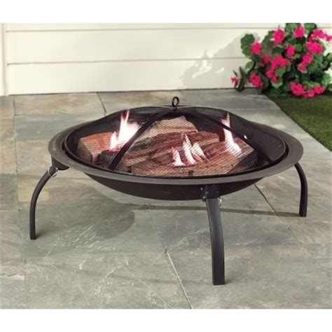 Portable Fire Pit From Ace Hardware It S A Hardware Life Ace Hardware Pit