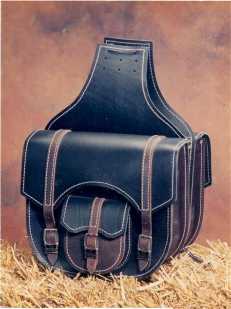 Handmade Leather Motorcycle Saddlebags - saddlebags