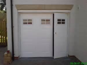 what is a side hinged garage door select garage doors