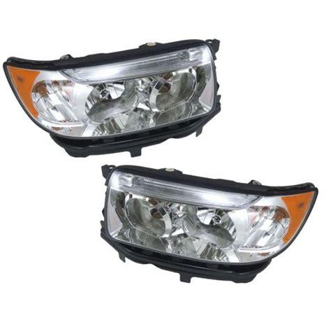 2011 subaru forester headlight bulb subaru forester headlight pair 1alhp00620 at 1a auto