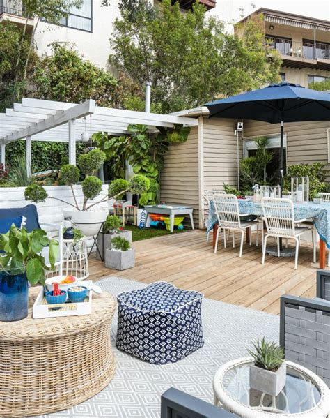 terrasse einrichten terrasse gestalten zeitgem 228 223 e ideen f 252 r eine terrassenoase