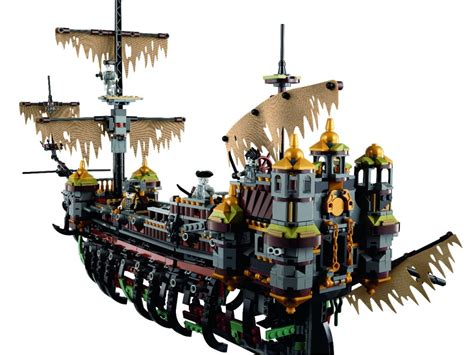 lego pirate boat this lego pirates of the caribbean ghost ship is next level