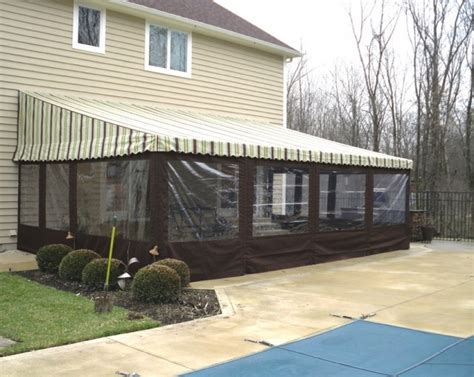 traditional awnings residential patio awnings traditional patio columbus