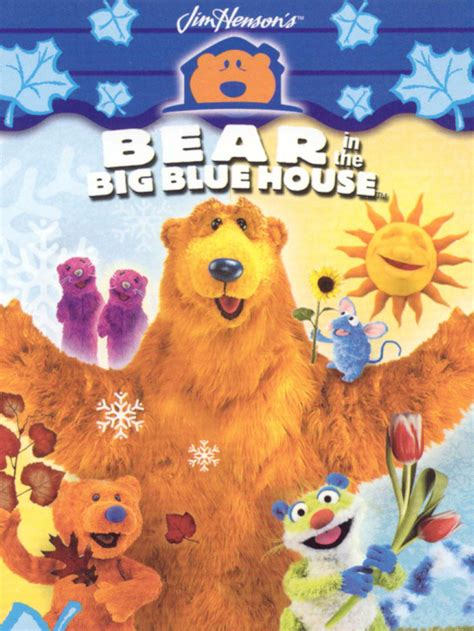 big house tv show bear in the big blue house tv show news videos full episodes and more tvguide com