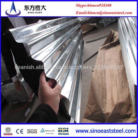 recubrimiento para techos recubrimiento de l 225 minas galvanizadas para techos con zinc