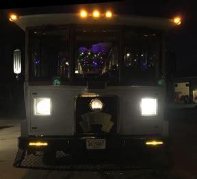 richmond tacky light tour trolley limousine inc richmond va rva