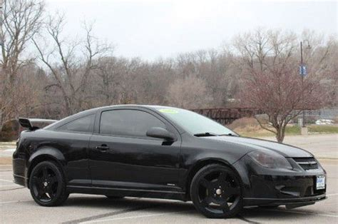 find used 2007 chevy cobalt ss manual sunroof leather 2 0l 4cyl in warsaw missouri united find used 06 cobalt ss supercharge 2 0l 4cyl 5 speed manual leather sunroof black on black in