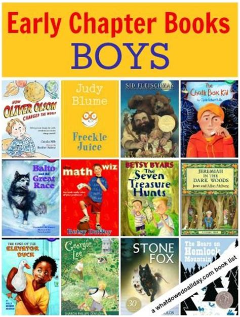 114 best images about best early chapter books on