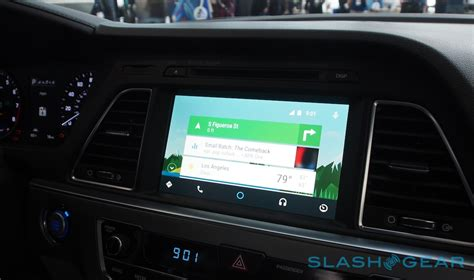Android Auto by Android Auto On Promising But Patchy Flexibility