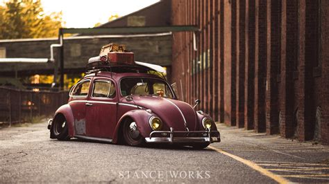 stanced volkswagen beetle stanced vw bug i m in love