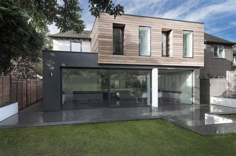 design home extension online extension maison medic par ar design studio winchester