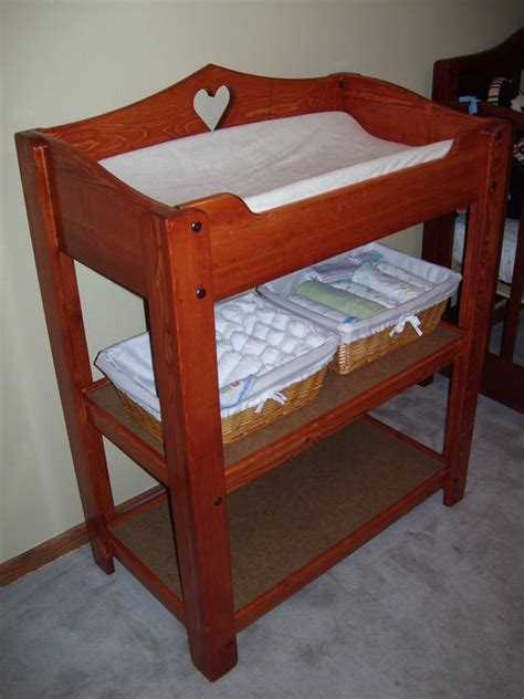Baby Changing Table By Dave Peura Lumberjocks Com Baby Changing Table Woodworking Plans
