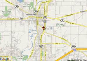 Comfort Inn And Suites Indianapolis Indiana Map Of Quality Inn Amp Suites Noblesville