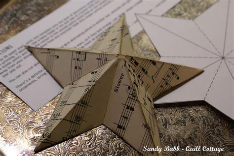 Folded Paper Ornament Pattern - 18 best photos of 3d ornament 3d paper