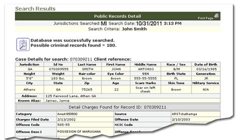 Michigan State Arrest Records How Can I Get A Copy Of My Michigan Criminal Record