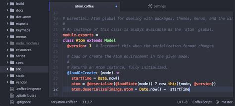 editor theme aptana install atom 1 3 1 text editor on linux