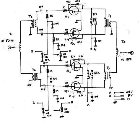 transistor linear lifier schematic 600w mosfet rf lifi