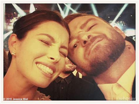 Biel Justins by Justin Timberlake And Biel Enjoy Date