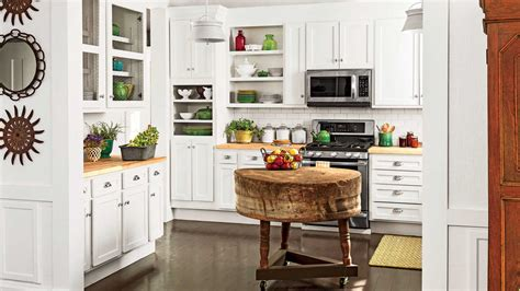 nos    kitchen smart cottage style home
