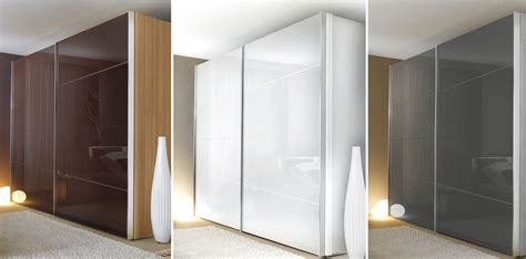 portes de coulissantes portes coulissantes placard dressing idees