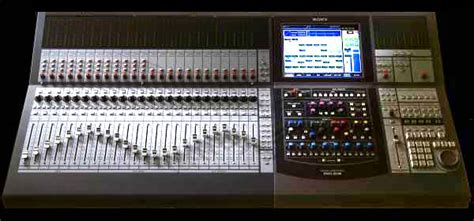 Mixer Audio Sony audio mixing recorded wikiwand