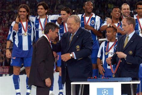 porto mourinho getting to porto news official site chelsea