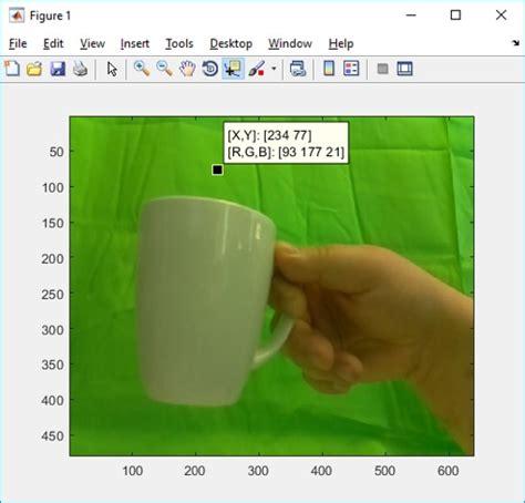 Raspberry Pi Matlab Image Processing