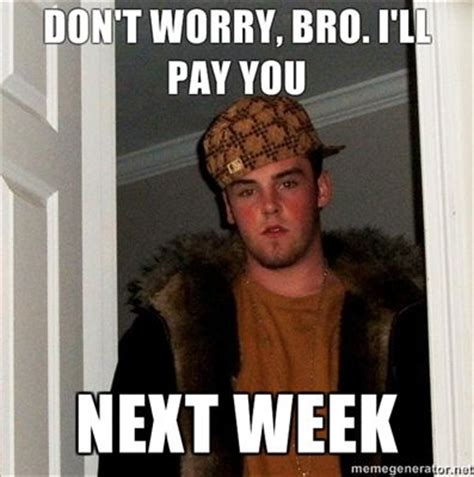 Douchebag Meme - scumbag steve social media class comm 3307