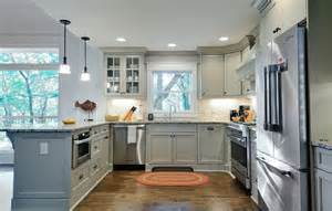 shaker style kitchen island shaker style cabinets dining room farmhouse with corner banquette built in banquette seating