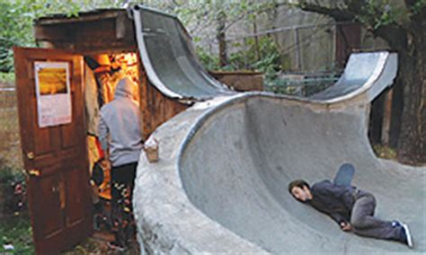 Backyard Bowls Nyc Locals The Skateboard Collector Historian