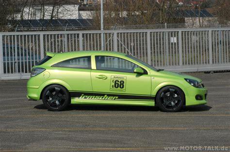 Irmscher Tuning Aufkleber by Irmscher Opel Astra Gtc Turbo 03 Gtc Irmscher Aufkleber