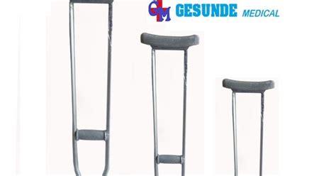 Sale Sepasang Tongkat Ketiak Tongkat Kruk Crutch Tongkat Kruk Ketiak Onemed Toko Medis Jual Alat Kesehatan