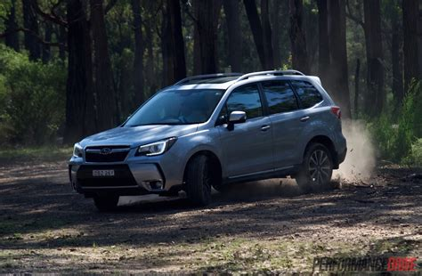 subaru off road 2016 subaru forester xt premium review video