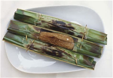 Otak Otakku the asian culinary encyclopedic resep otak otak bungkus