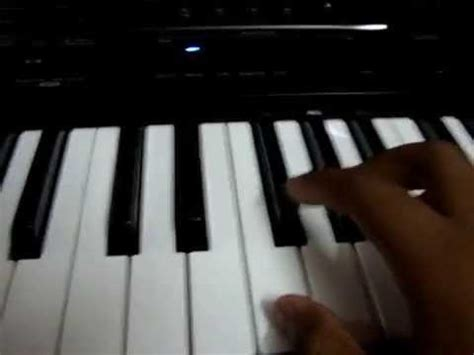 theme music kaththi kaththi theme music in keyboard youtube