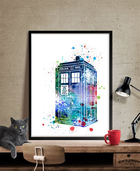dr who home decor dr who wall art popular items for doctor who wall art on